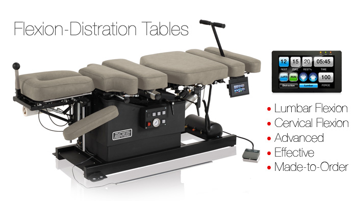 how to choose the perfect chiropractic table | circle of docs