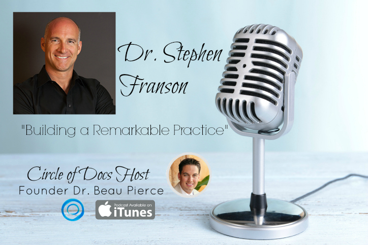 Dr. Stephen Franson Podcast