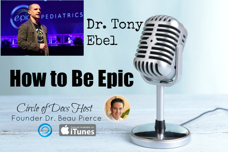 Dr. Tony Ebel Epic Pediatrics