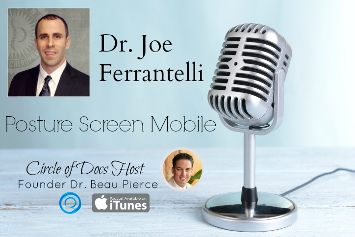 Dr. Joe Ferrantelli Posture Screen Mobile