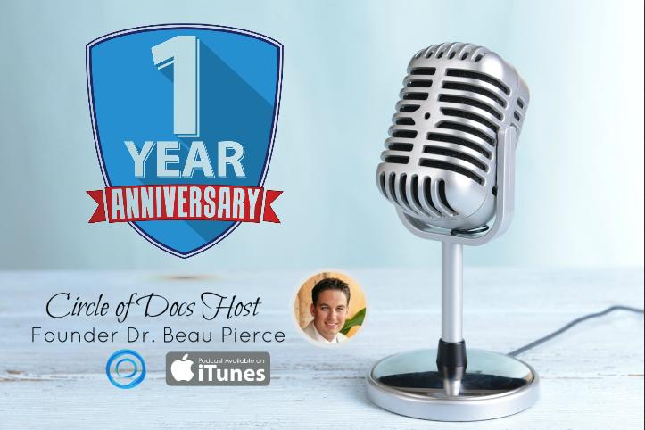 Circle of Docs 1 year Anniversary
