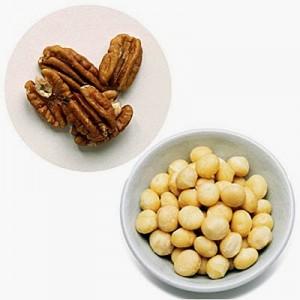 Macadamia Nuts, Pecans