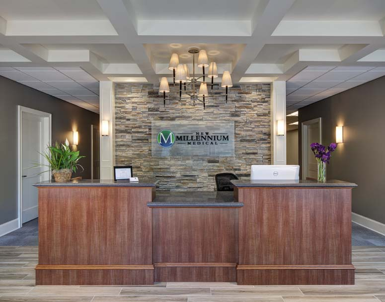New Millennium Medical State Of The Art Office With Timeless Design Circle Of Docs
